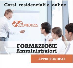 Formazione amministratori condominio