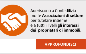 Amministratori Sistema Confedizlizia - Associazioni di settoredi condominio