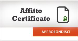 Affitto Certificato