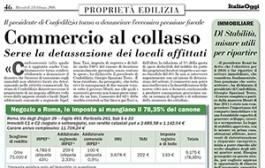 Italia Oggi – Febbraio 2016