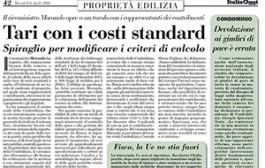 Italia Oggi – Aprile 2016