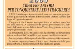 Confedilizia notizie – Gennaio 2000