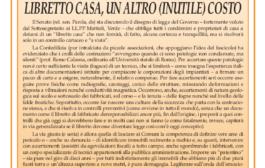 Confedilizia notizie – Febbraio 2000