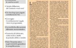 Confedilizia notizie – Giugno 2000