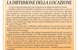 Confedilizia notizie – Marzo 2001