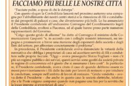 Confedilizia notizie – Ottobre 2001
