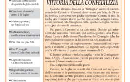 Confedilizia notizie – Aprile 2004