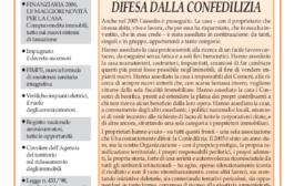 Confedilizia notizie – Gennaio 2006