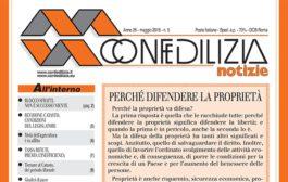 Confedilizia notizie – Maggio 2016