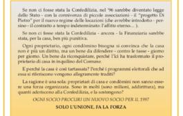 Confedilizia notizie – Gennaio 1997
