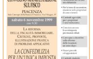 Confedilizia notizie – Ottobre 1999