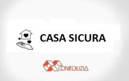CASA SICURA – Scopri se la tua casa è a prova di ladro