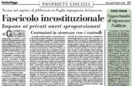 Italia Oggi – Ottobre 2016