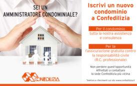 """Campagna """"Porta un condominio in Confedilizia"""""""
