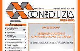 Confedilizia notizie – Aprile 2017