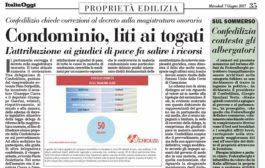 Italia Oggi – Giugno 2017