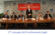 27° convegno del Coordinamento legali