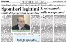 Italia Oggi – Settembre 2017