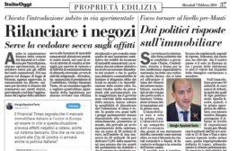 Italia Oggi – Febbraio 2018