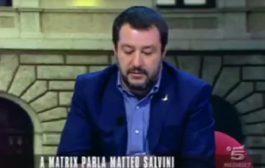 Canale 5 – 31.1.2018 – Matrix