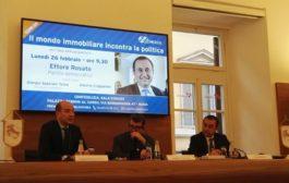 Il mondo immobiliare e la politica: Ettore Rosato
