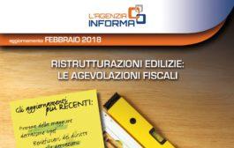 Guida agevolazioni fiscali per ristrutturazioni edilizie