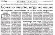 Italia Oggi – Marzo 2018