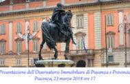 Presentazione dell'Osservatorio Immobiliare di Piacenza e Provincia