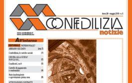 Confedilizia notizie – Maggio 2018