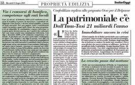 Italia Oggi – Giugno 2018