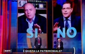 Rete 4 – 23.10.2018 – Quarta Repubblica