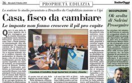 Italia Oggi – Ottobre 2018