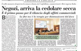 Italia Oggi – Novembre 2018