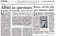 Italia Oggi – Dicembre 2018