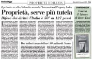 Italia Oggi – Gennaio 2019