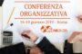 Conferenza organizzativa – Galleria fotografica
