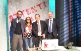 TV 2000 – 14.3.2019 – Attenti al lupo