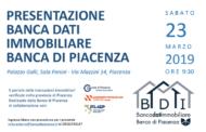 Presentazione banca dati immobiliare Banca di Piacenza