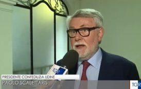 Servizio Rai su iniziativa Confedilizia Udine