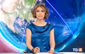 Canale 5 – 17.6.2019 – TG5