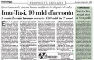 Italia Oggi – Luglio 2019