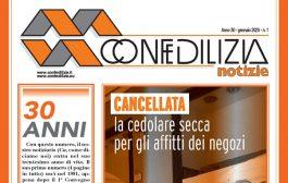 Confedilizia notizie – Gennaio 2020