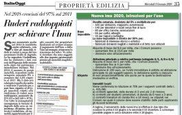 Italia Oggi – Gennaio 2020