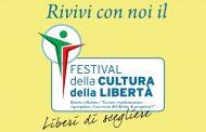 """Rivivi con noi il """"Festival della cultura della libertà 2020"""""""