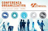 Conferenza organizzativa – 17/18 gennaio 2020
