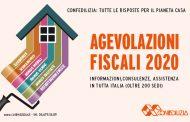 Agevolazioni fiscali 2020