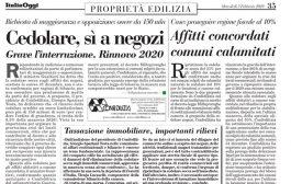 Italia Oggi – Febbraio 2020