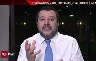 Salvini: assurdo pagare tasse su affitti non incassati
