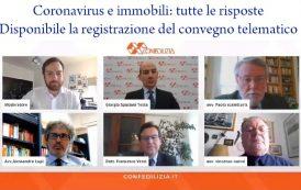 Coronavirus e immobili: tutte le risposte