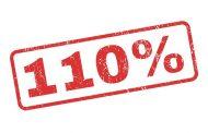 Bonus 110 per cento misura importante